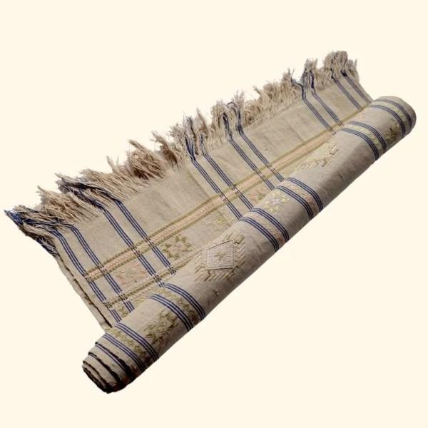 Kelzang Textiles - Bed runner 003 1