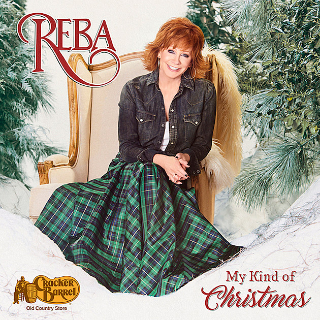 Reba McEntire Releasing New Christmas Album