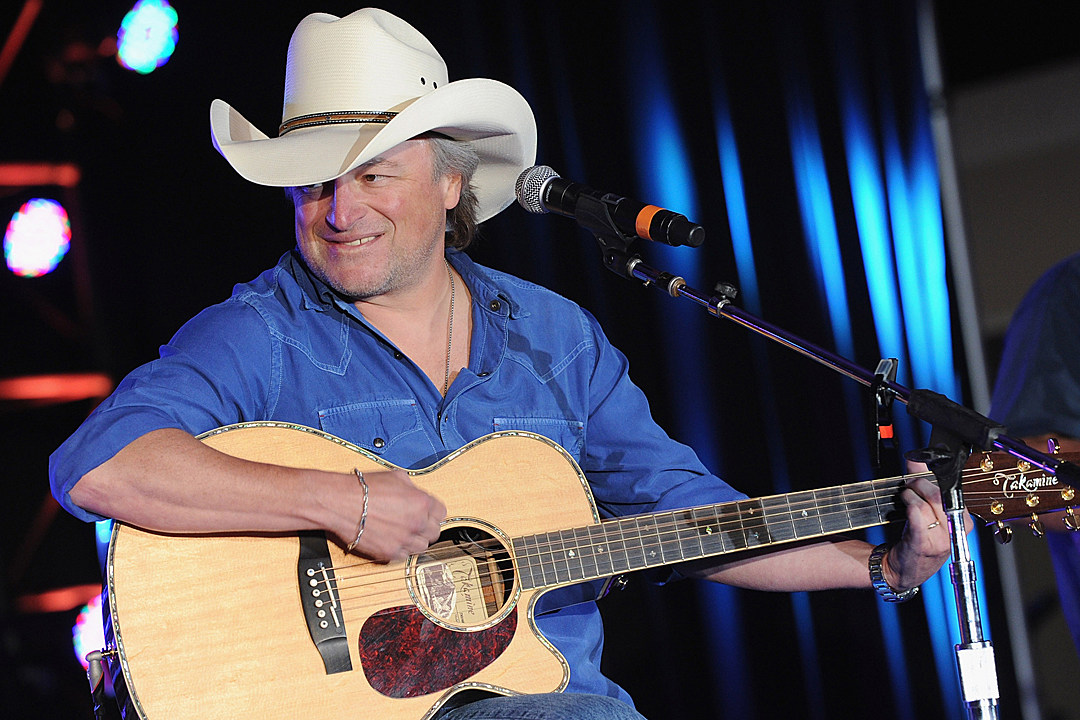 Mark Chesnutt To Perform Free Concert In July In Vinton
