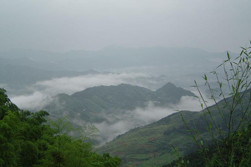 Mt. Tiantai