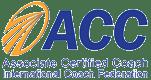 Associate Certified Coach (ACC) Badge from International Coach Federation (ICF)