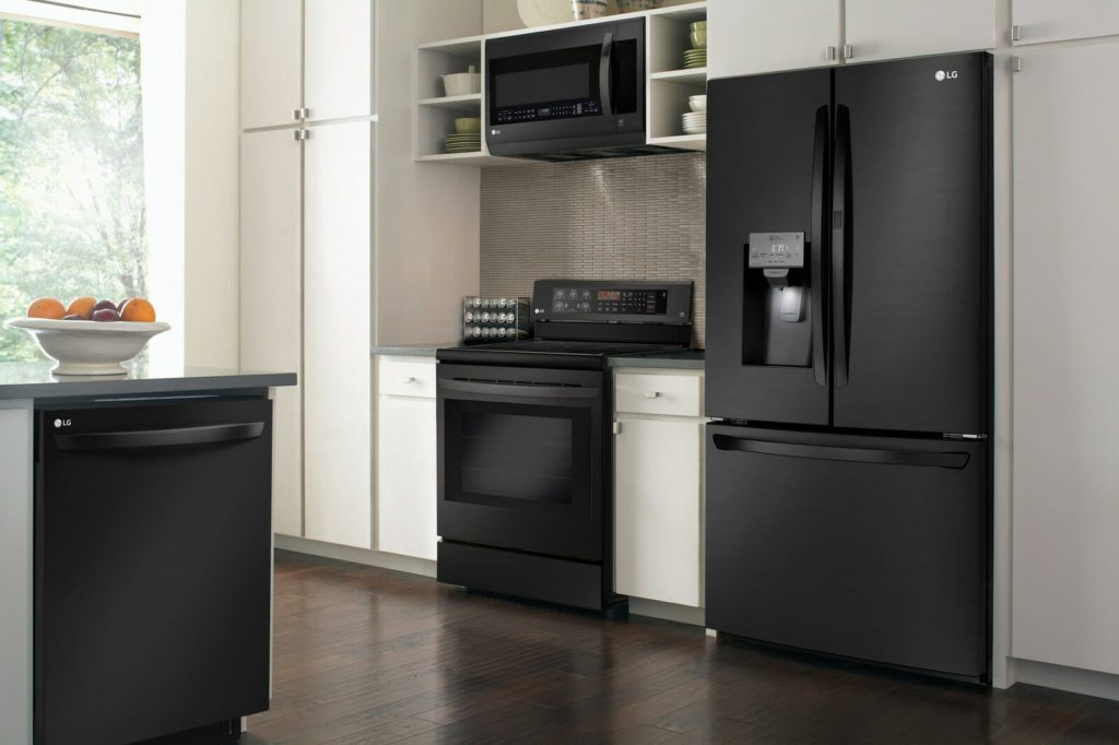 You Have To Check Out These New Matte Black Stainless