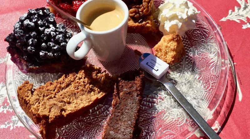 Cafe Gourmand at Le Vaffieu Morzine