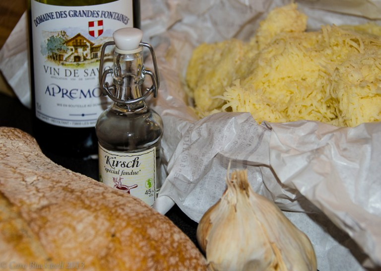 Cheese Fondue Recipe - Taste of Savoie