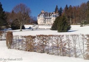 Chateau des Avenieres - Saleve