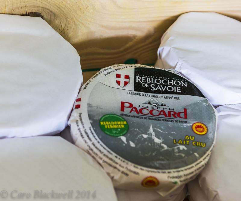 Paccard Reblochon