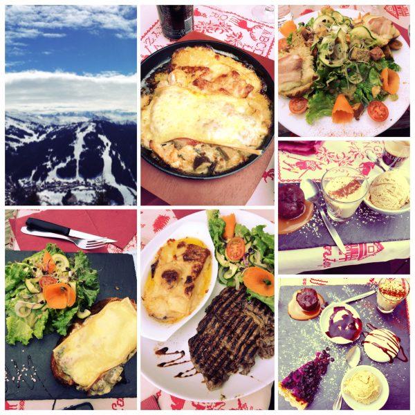 Le Belvedere, Mont Chery, Les Gets, Haute Savoie