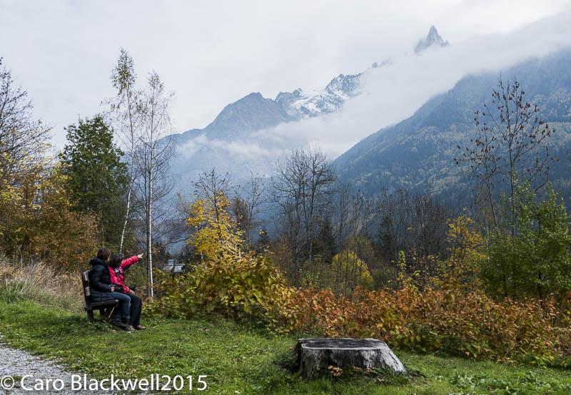 The Nooks and Crannies photo walk in Chamonix with Teresa Kaufman