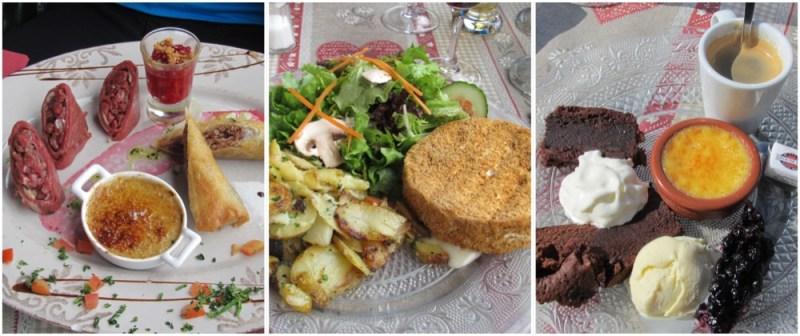 Le Vaffieu, Restaurant on the piste, Morzine, Portes du Soleil