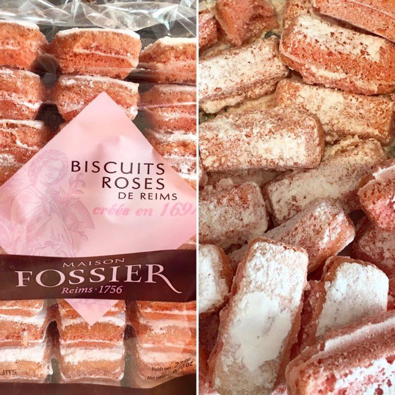 Biscuits Roses de Reims, Maison Fossier