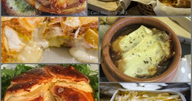Five Ways with Reblochon - 5 recipes using Reblochon Cheese