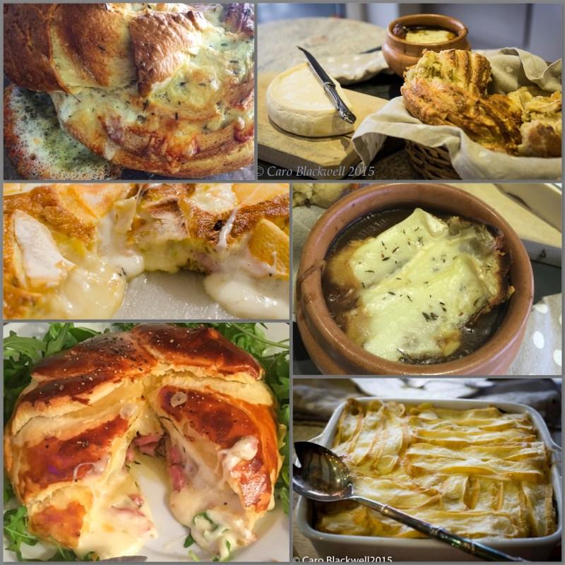 Five Ways with Reblochon - 5 recipes using Reblochon Cheese