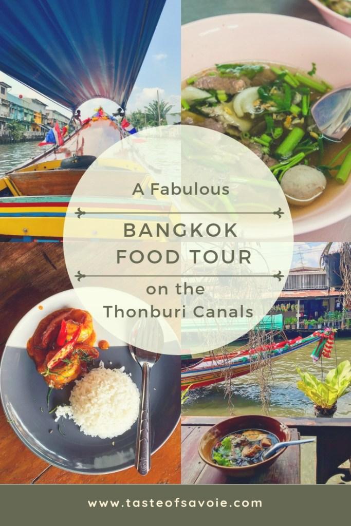 A Bangkok Food Tour review by Taste of Savoie