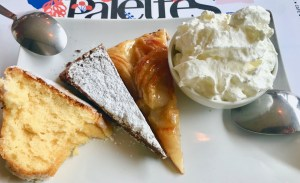 Cafe Gourmand at Les Palettes, Annecy