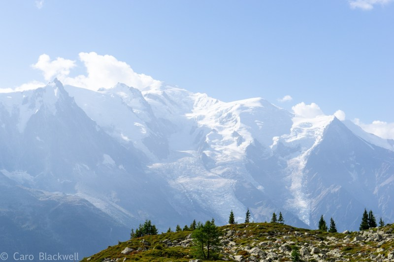 Stunning Views of Mont Blanc