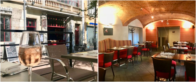 L'Atelier Restaurant, Chambery