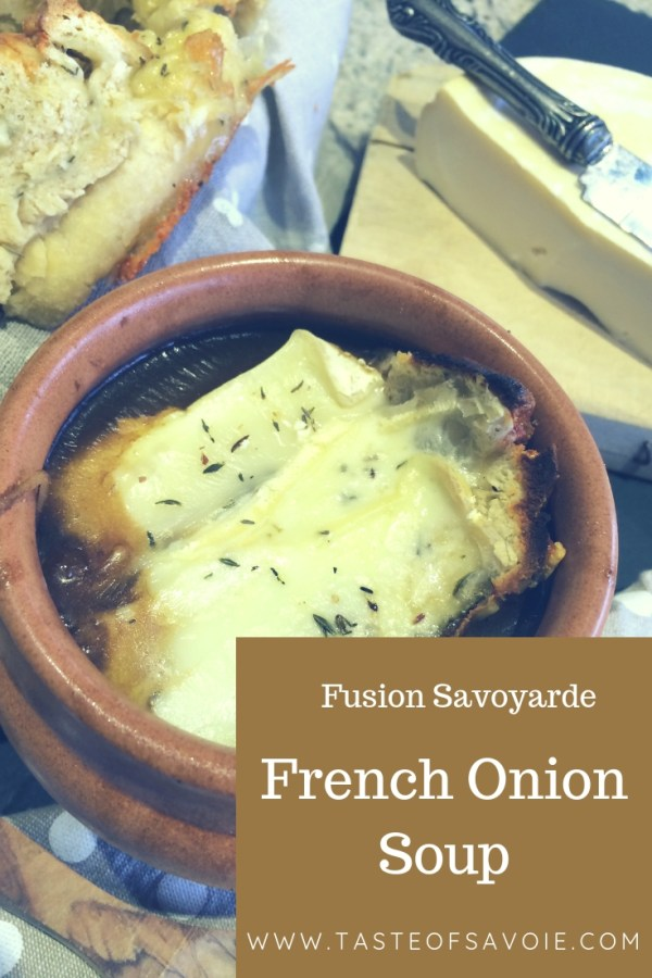 French Onion Soup from Taste of Savoie