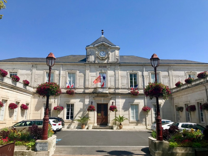The Mairie in Castelnaudary