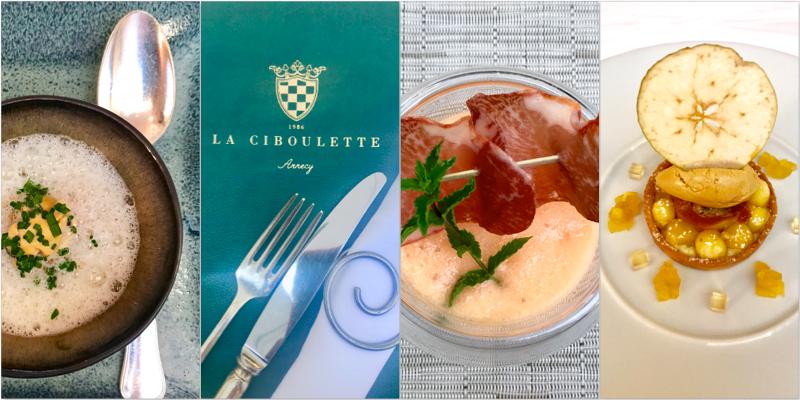 La Ciboulette Restaurant Annecy