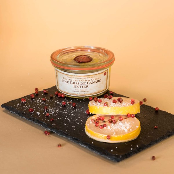 Foie Gras from South West France