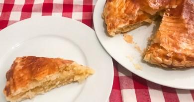 Galette des Rois from Taste of Savoie