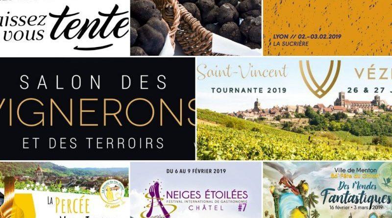 Food Festivals in France 2019