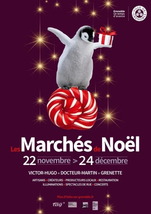 Marche de Noel Grenoble
