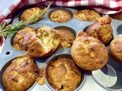 Savoury Cheese Muffins