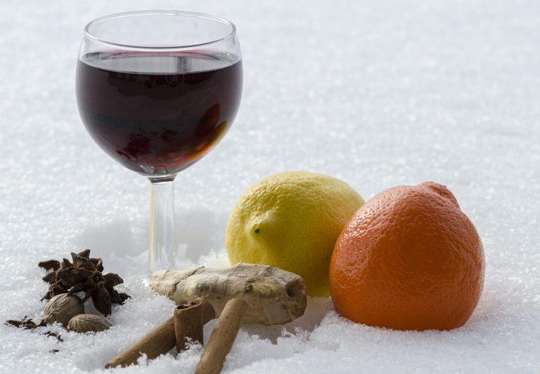 Vin Chaud Recipe from Taste of Savoie