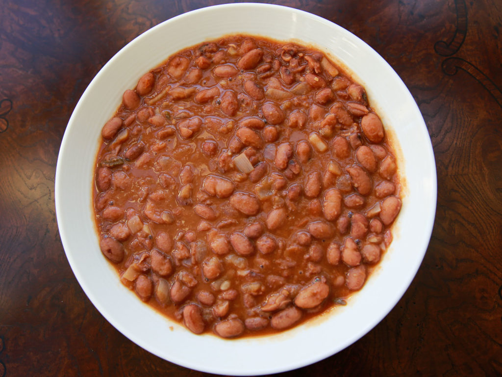 How to cook red beans 80