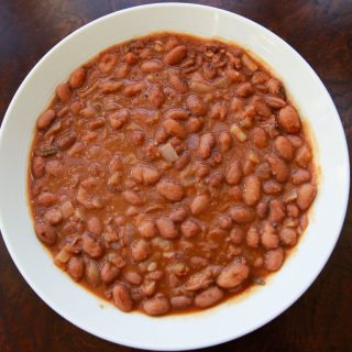 African Kidney Beans recipe