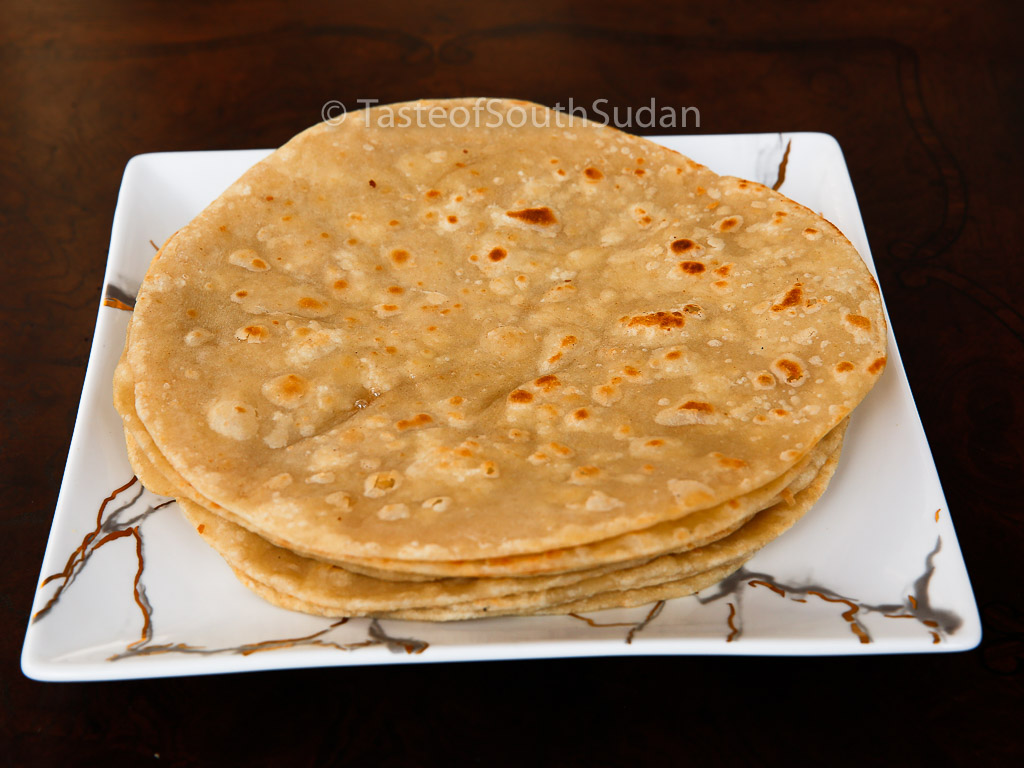 Recipes taste of south sudan east african chapati chapos recipe forumfinder Image collections