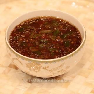 African Okra Soup with Kombo – Swala