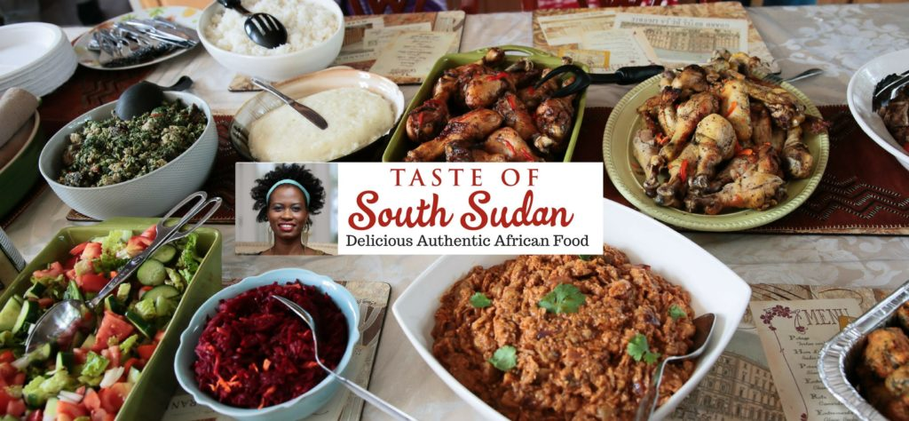 Taste of South Sudan food, delicious authentic african food, South Sudanese food, Sudanese party, African party, African food,