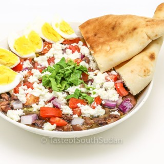 Ful Medames Sudanese Fava Beans