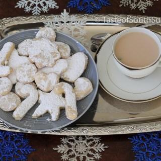 Sudanese Kahk – Sugar Coated Cookies