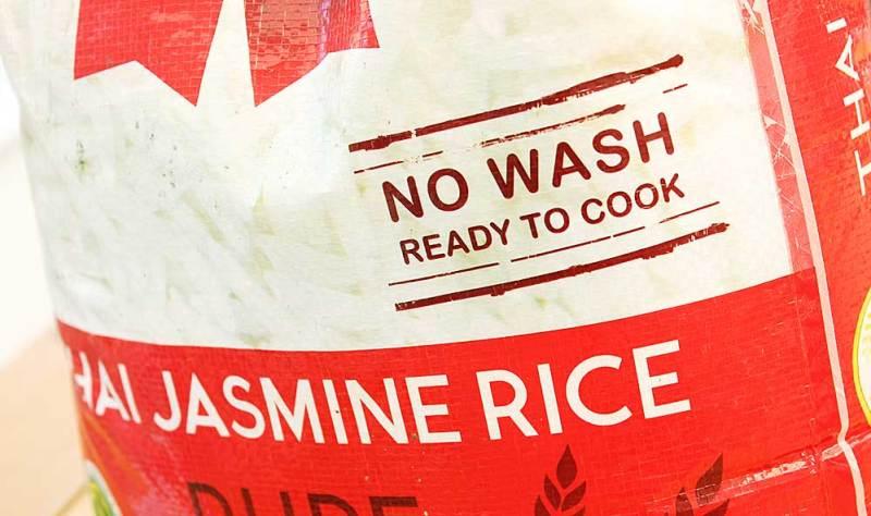 Ready To Cook Jasmine Rice - No Wash Needed