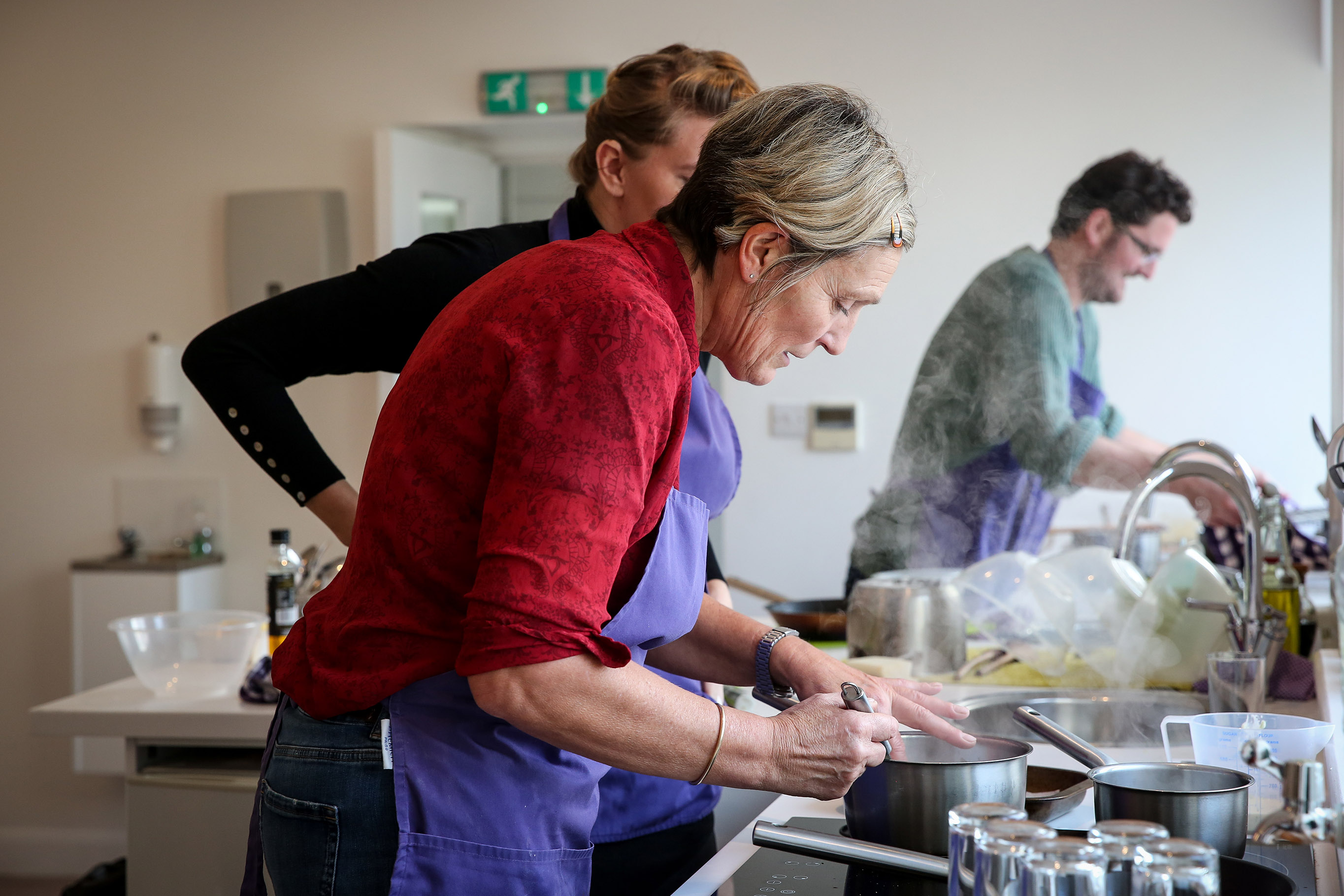 Arches Cookery School © Ceri Oakes