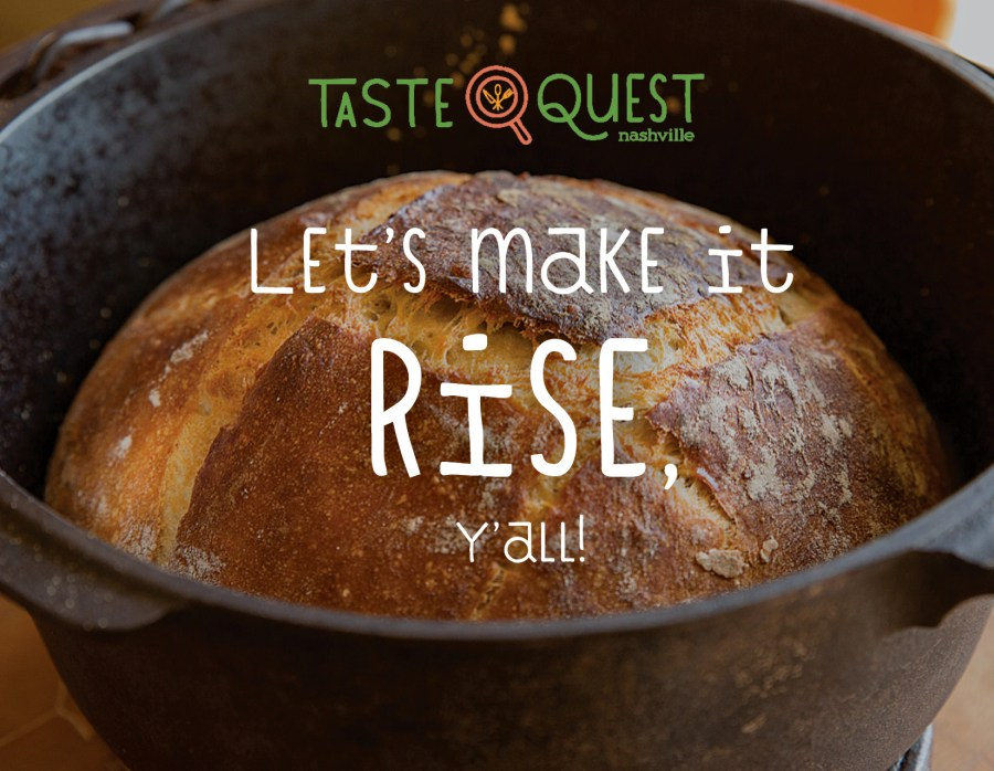 make it rise graphic