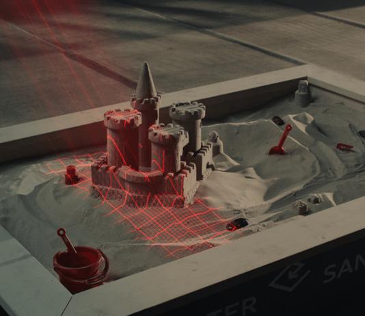 audi sandbox virtuelna realnost