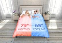 smartduvet breeze sam sprema krevet i regulise temperaturu