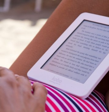 digitalno citanje na plazi