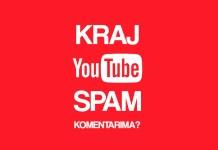 youtube spam komentari