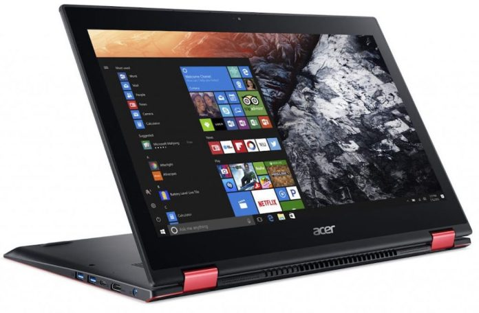 acer laptop nitro 5 2in1