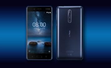 predstavljena nokia 8 android telefon