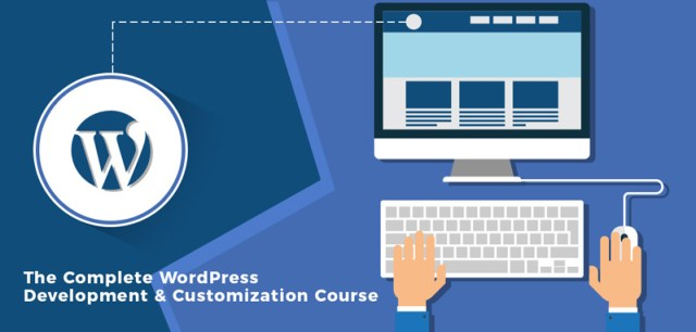 kurs web dizajna the complete wordpress development and customization course