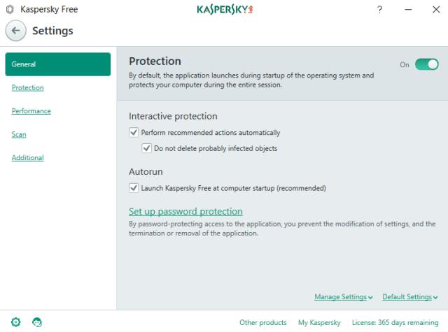 besplatni Kaspersky Antivirus
