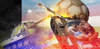 world of tanks nogomet