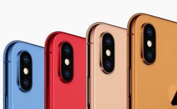 iphone u 4 boje