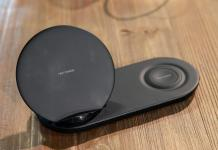 wireless charger duo samsung punjac